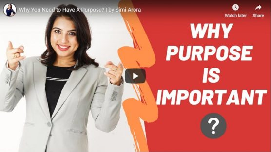 Why You Need to Have A Purpose? | by Simi Arora
